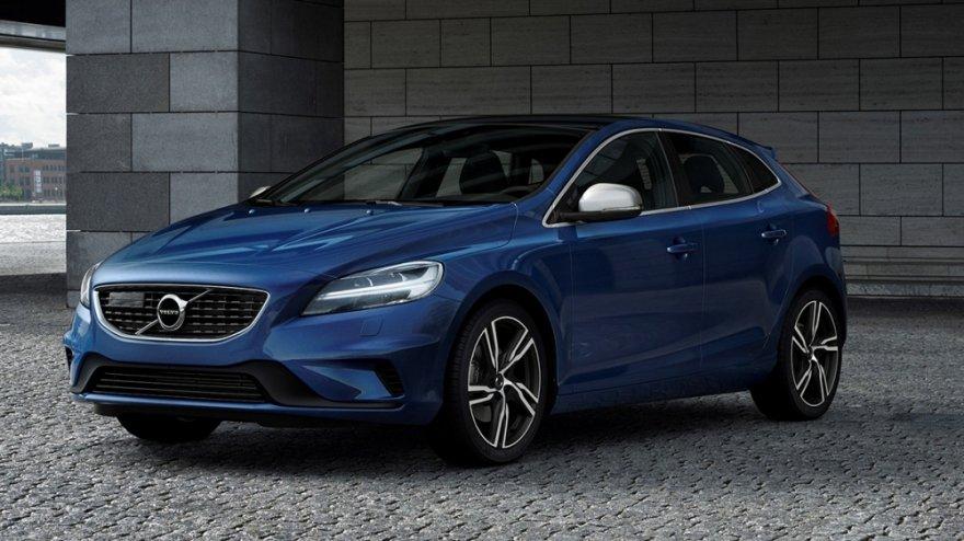 2018 Volvo V40 D4 R-Design