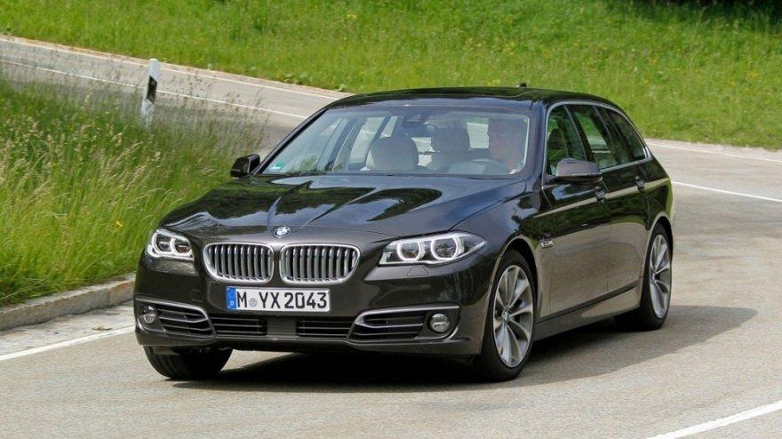 2015 BMW 5-Series Touring