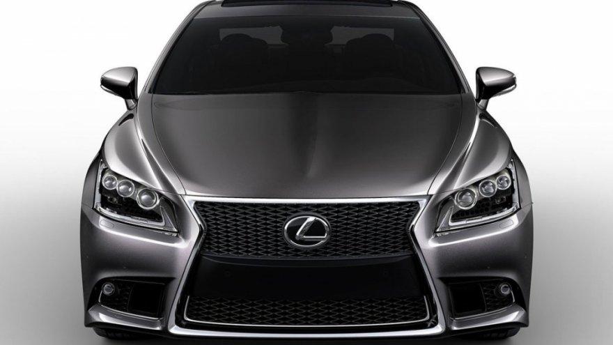Lexus_LS_460 F-Sport