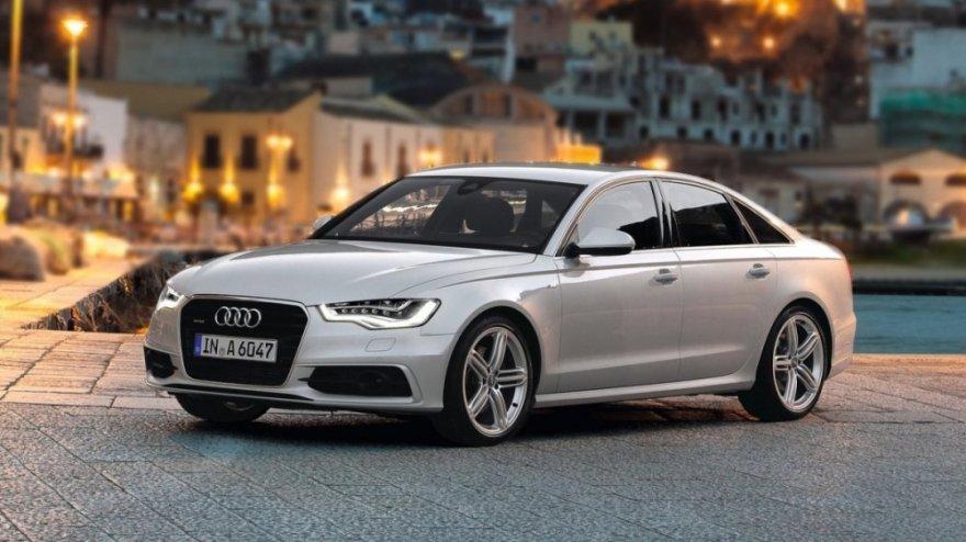 2015 Audi A6 Sedan 35 TDI
