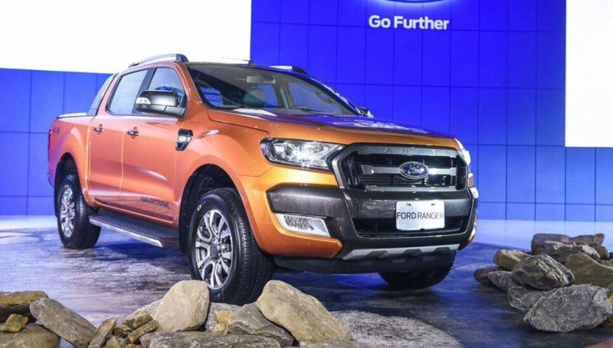 2016 Ford Ranger 3,2 Wildtrak