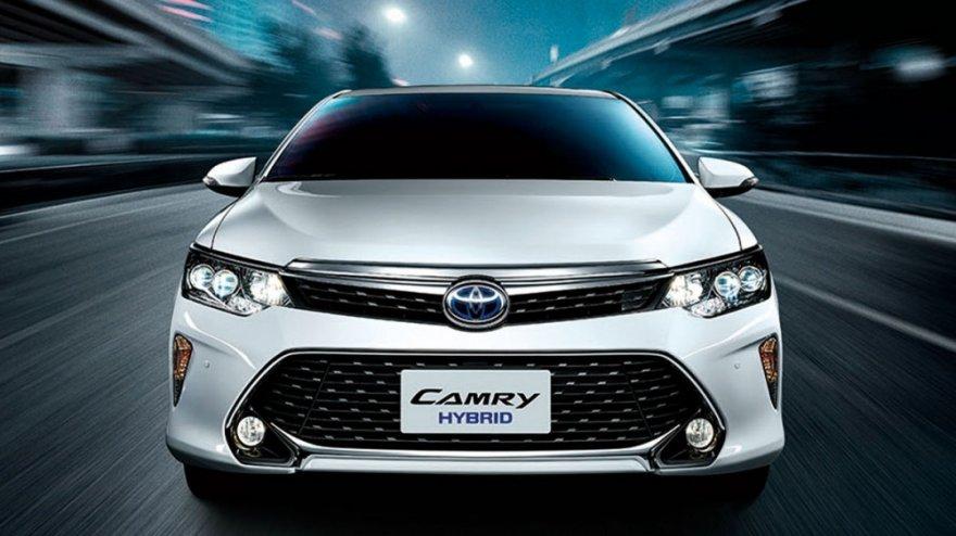 2017 Toyota Camry Hybrid經典