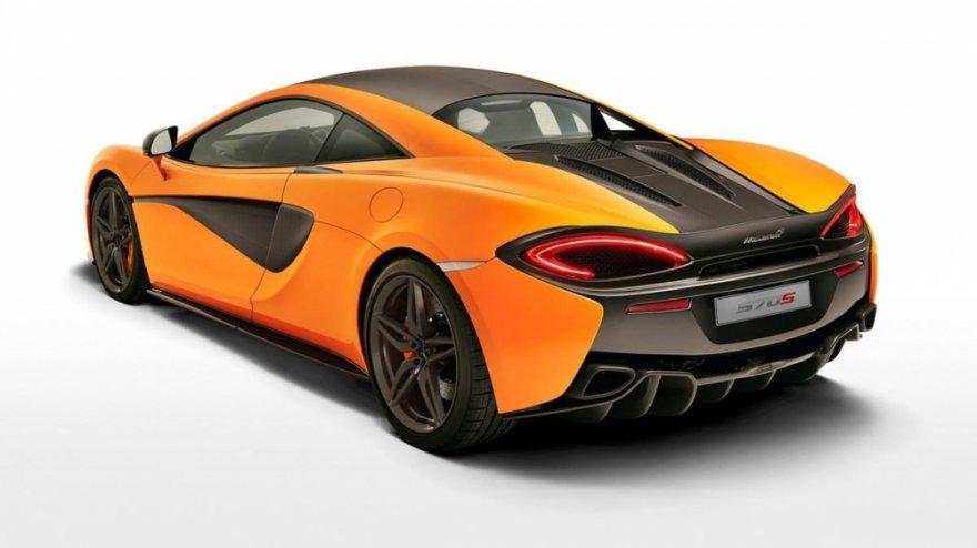 2020 McLaren 570 S V8