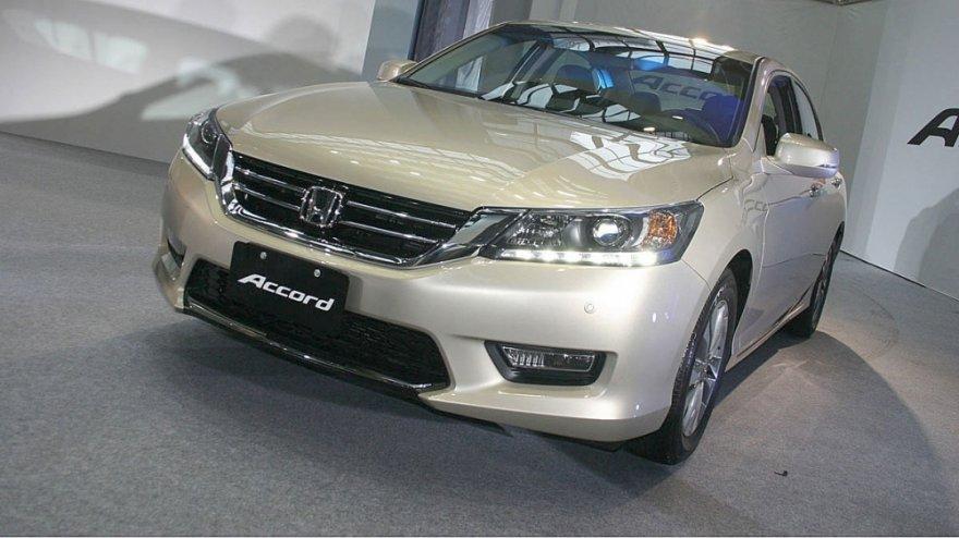 2016 Honda Accord 2.4 VTi Luxury