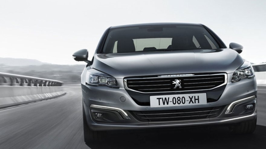 Peugeot_508_ e-HDi 1.6 Premium