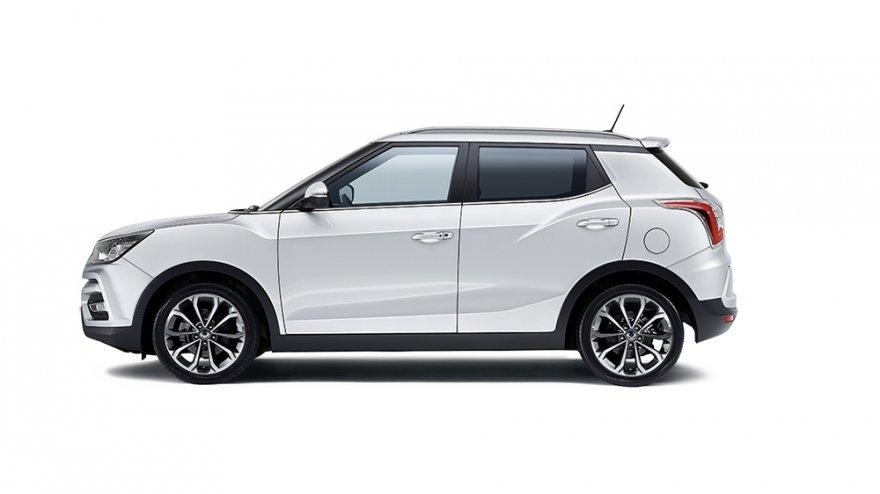Ssangyong_Tivoli_1.6豪華型AWD