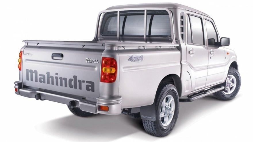2018 Mahindra Pick-up 2.2 2WD