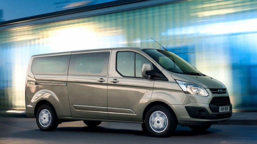2016 Ford Tourneo Custom 尊爵型(選配後座獨立空調)