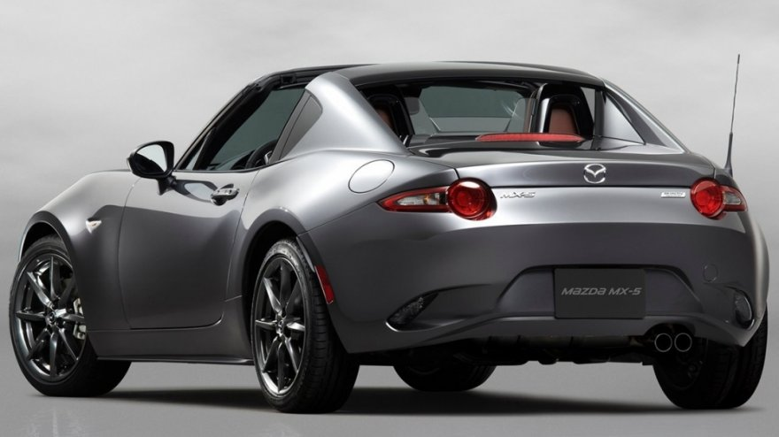 Mazda_MX-5_2.0 RF旗艦型
