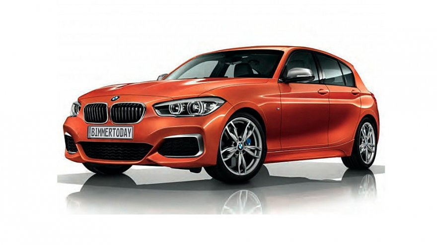 2016 BMW 1-Series M135i