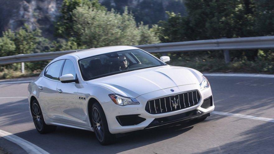 2017 Maserati Quattroporte 350