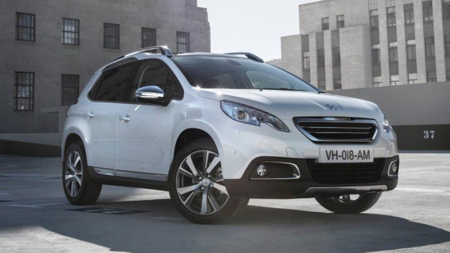 2014 Peugeot 2008 1.6 e-HDi  Active
