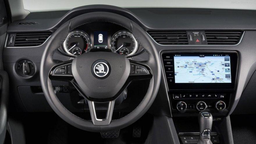 2019 Skoda Octavia Sedan 1.4 TSI菁英版