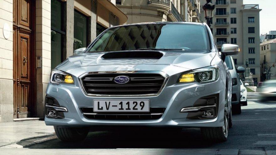 2019 Subaru Levorg 1.6 GT-S EyeSight