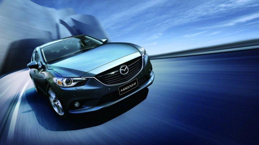 2014 Mazda 6 2.0汽油尊貴型