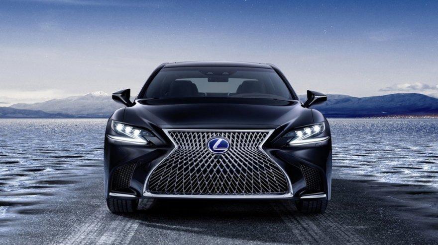 2018 Lexus LS 500h頂級版