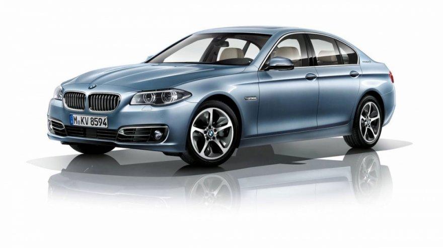 2014 BMW 5-Series Sedan ActiveHybrid 5 Modern Line