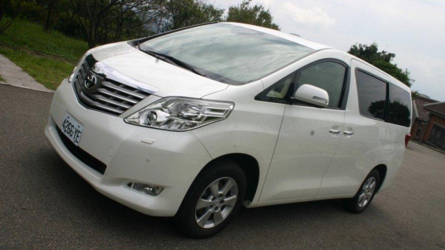 2014 Toyota Alphard 2.4