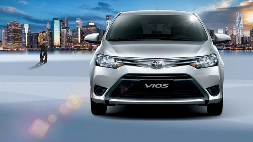 2016 Toyota Vios 1.5雅緻