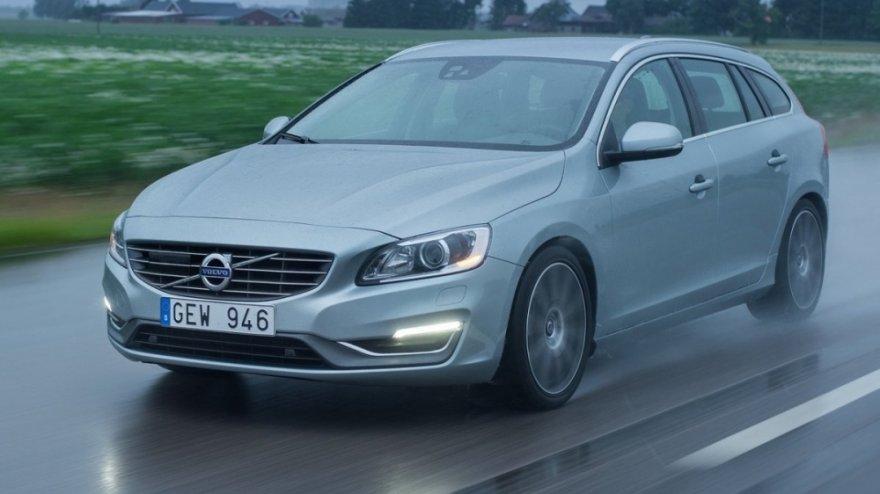2015 Volvo V60 T5 豪華版