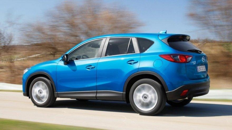 Mazda_CX-5_汽油2.0 AWD