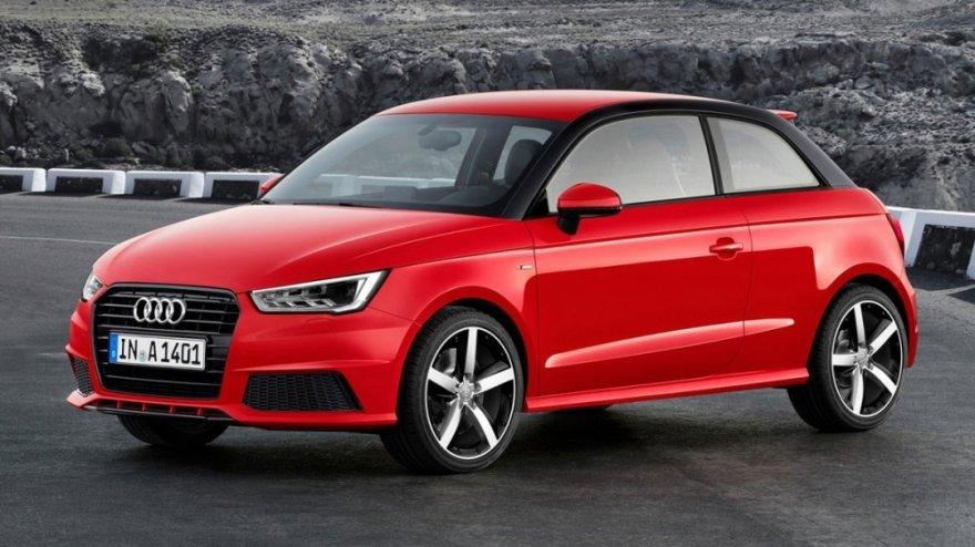 2015 Audi A1(NEW) 30 TFSI