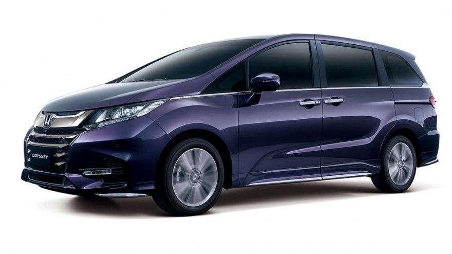 2018 Honda Odyssey 2.4 Apex八人座