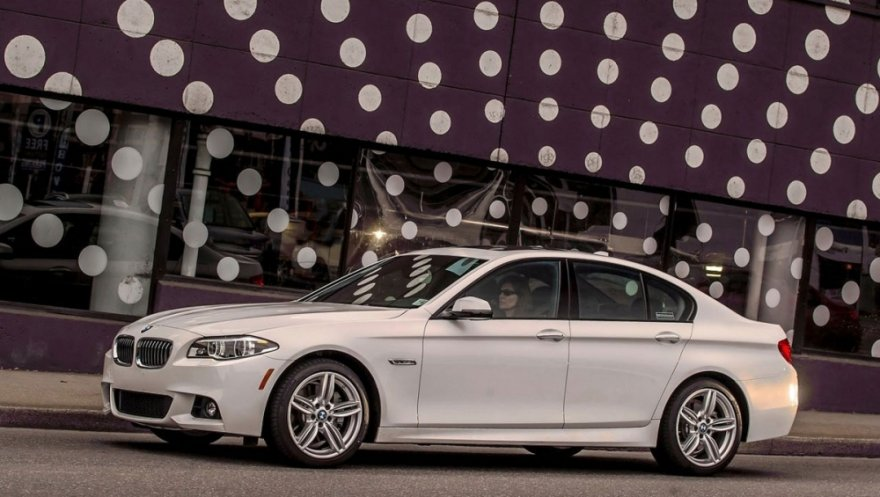 BMW_5-Series Sedan_535i Luxury