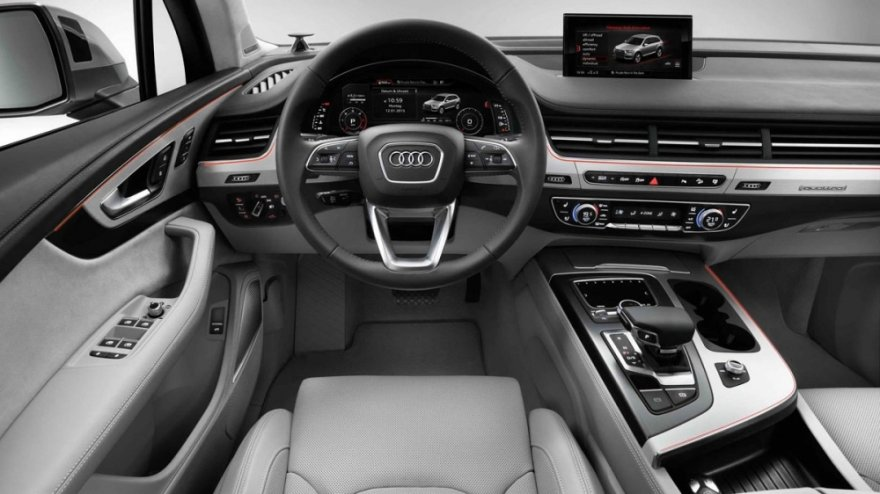 Audi_Q7_40 TFSI quattro五人座