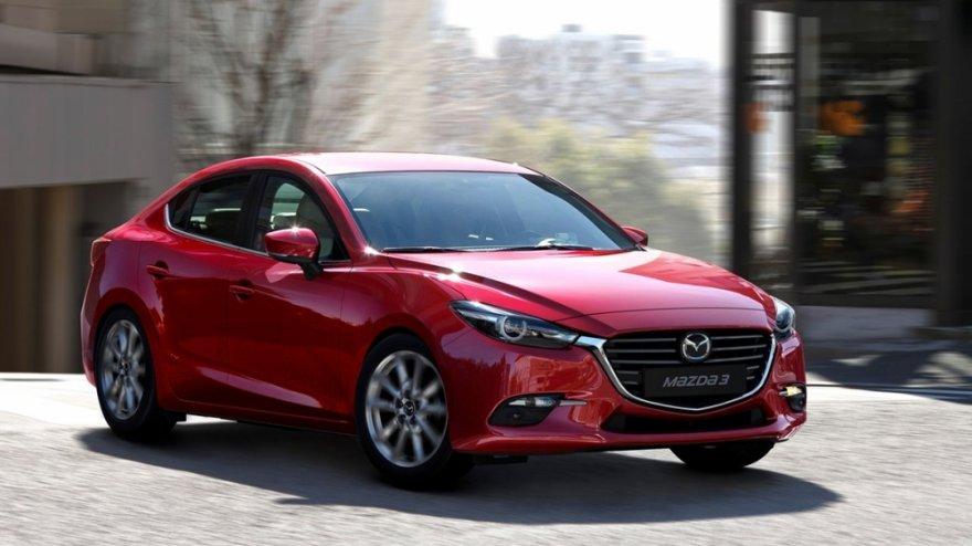 2018 Mazda 3 4D