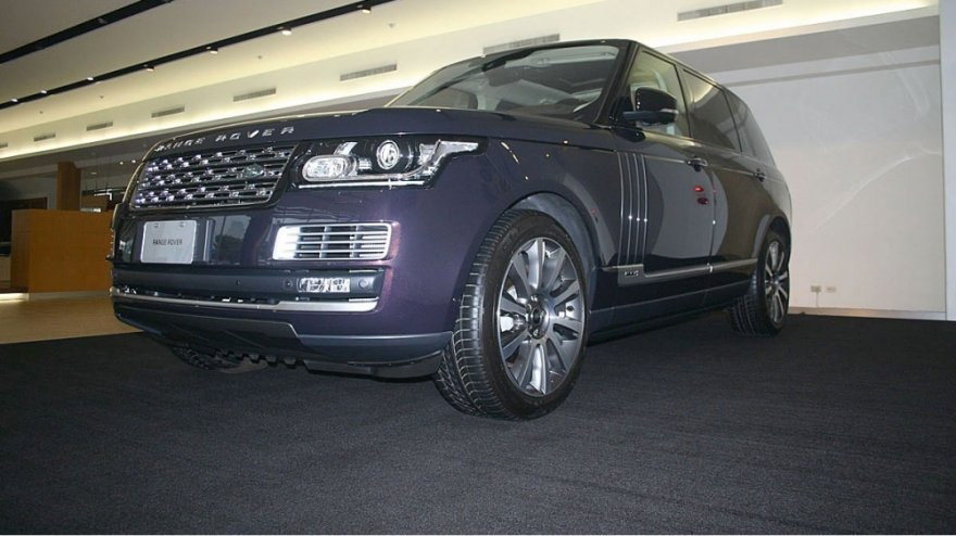 2016 Land Rover Range Rover 5.0 SCV8 Autobiography LWB