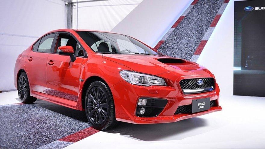 2015 Subaru WRX 2.0i 6MT