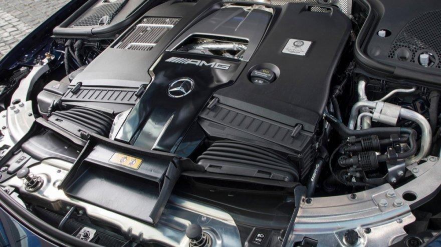 2020 M-Benz E-Class Sedan AMG E63 4MATIC+