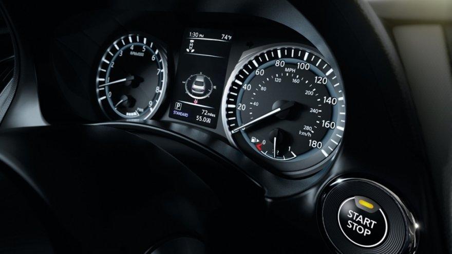 2019 Infiniti Q50 3.5 Hybrid Blue Sport