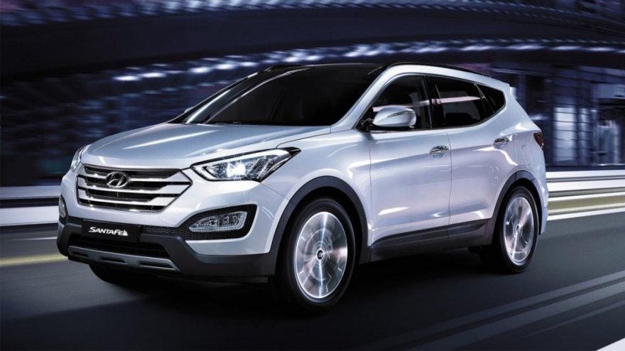 2015 Hyundai Santa Fe 2.2領袖款7人座