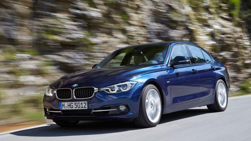 2017 BMW 3-Series Sedan 318i