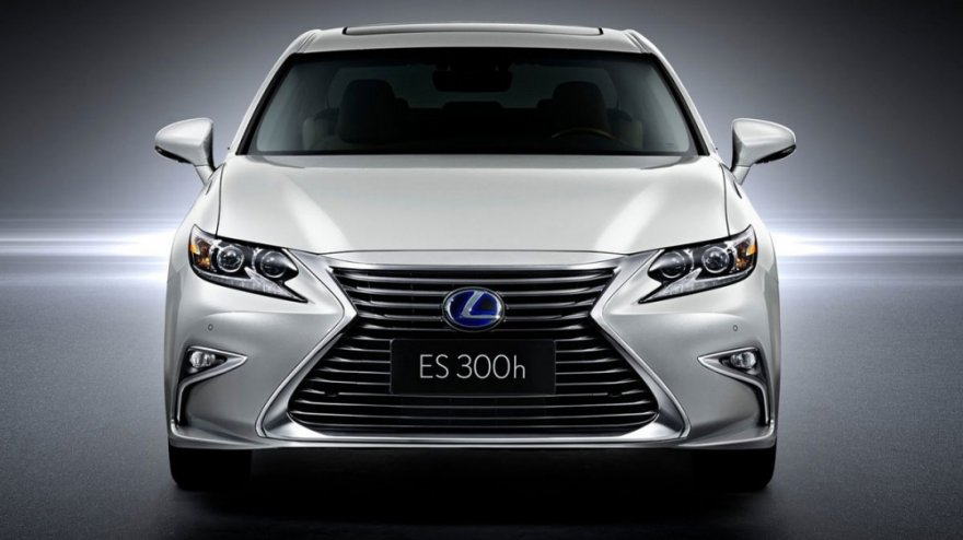 Lexus_ES_300h頂級Navi版