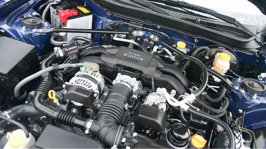 2019 Subaru BRZ 2.0 6MT