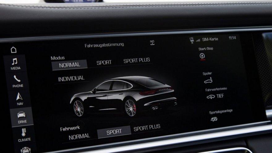 2019 Porsche Panamera V6
