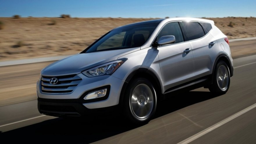 Hyundai_Santa Fe_2.2旗艦款