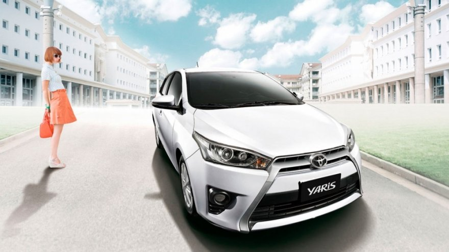 2017 Toyota Yaris 1.5經典
