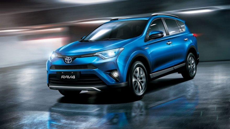 2018 Toyota RAV4 2.5 Hybrid旗艦4WD