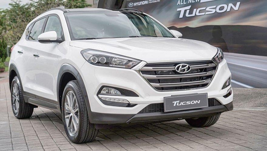 2018 Hyundai Tucson 柴油菁英