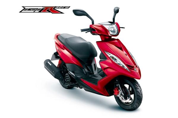 Yamaha_GTR_aero 125五期Fi