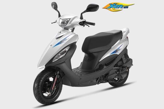 Suzuki_XZR_125鼓煞