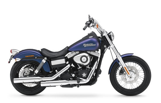Harley-Davidson_Dyna_FXDB STREET BOB