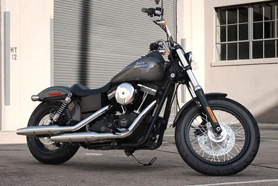 Harley-Davidson_Dyna_Street Bob