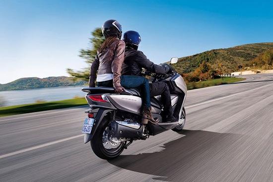Honda_Forza_300 ABS