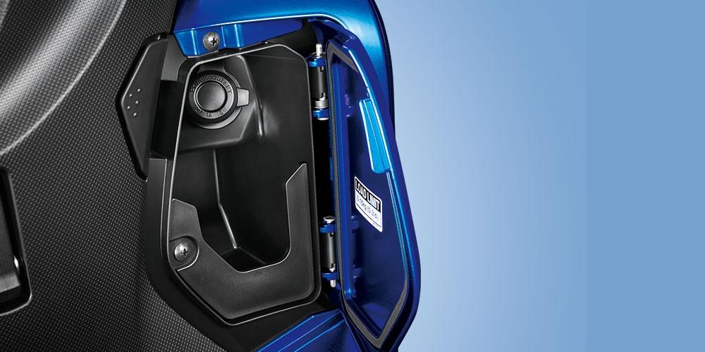 2018 Yamaha Tricity 155