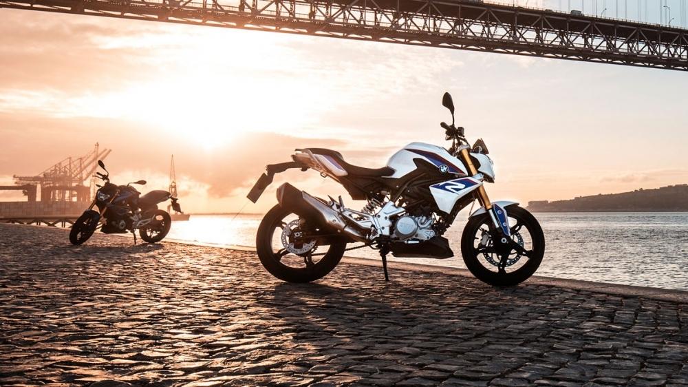 2018 BMW G-Series 310 R ABS